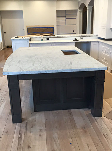 Our Staff At Bella Marble Make The Best Marble Countertops In Conshohocken  PA